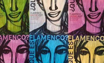 Vuelve Flamenco On Fire a Pamplona, y Tudela, del 25 al 29 de agosto