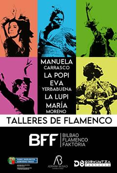 Bilbao Flamenco Faktoría