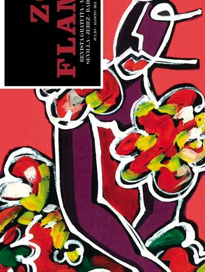 Revista Zoco Flamenco nº 39 de Julio – Agosto 2021