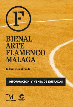 Bienal Málaga - Flamenco en el Ruedo
