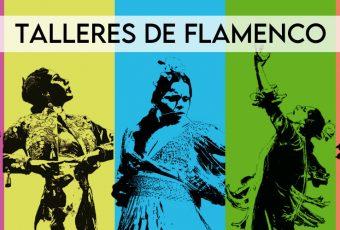 Talleres BBK- Bilbao Flamenco Faktoría con Manuela Carrasco, Eva Yerbabuena, La Lupi, La Popi y María Moreno