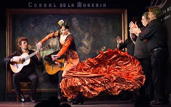 El Corral de la Morería reabre toda su actividad, de espectáculos y gastronómica