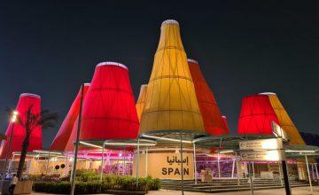 Flamenco en la Exposición Universal de Dubai