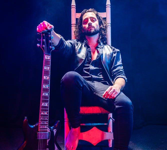 19 octubre, retransmisión del concierto de Cristian de Moret, Festival de Eutopía, Castillo de Belmez